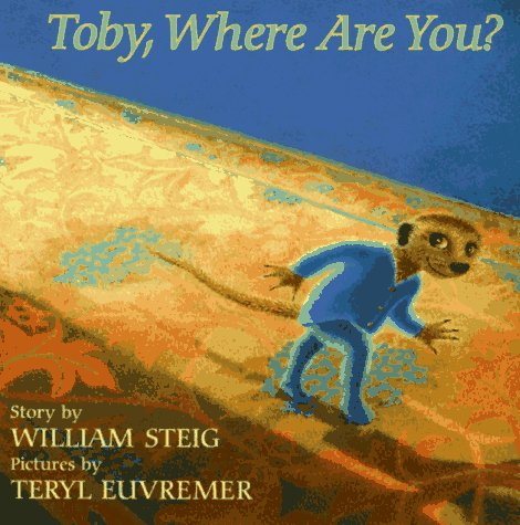 9780062050823: Toby, Where Are You?