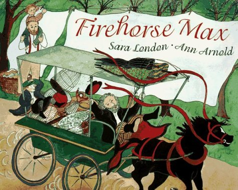 9780062050946: Firehorse Max