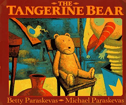 9780062051462: The Tangerine Bear