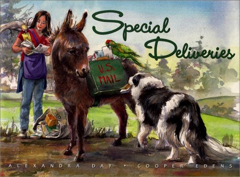 9780062051516: Special Deliveries