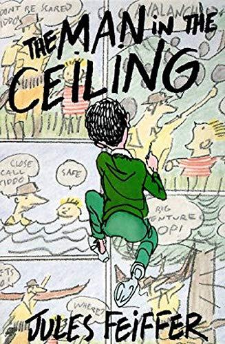 9780062059079: Man in the Ceiling (Michael Di Capua Books)