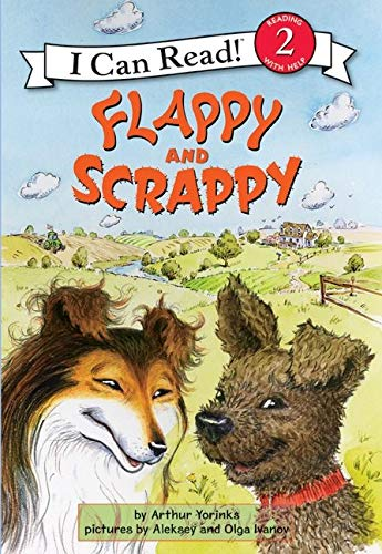 9780062059130: Flappy and Scrappy (I Can Read Book 2)