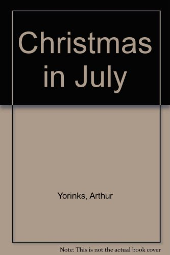 9780062059222: Christmas in July