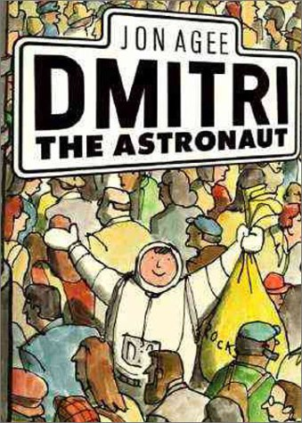9780062059253: Dmitri the Astronaut (Trophy Picture Books)