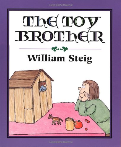 9780062059277: The Toy Brother (Trophy Picture Books)