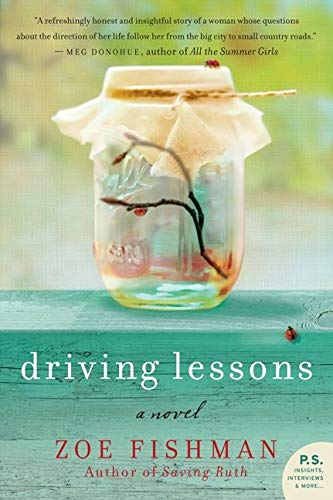9780062059826: Driving Lessons: A Novel (P.S.)