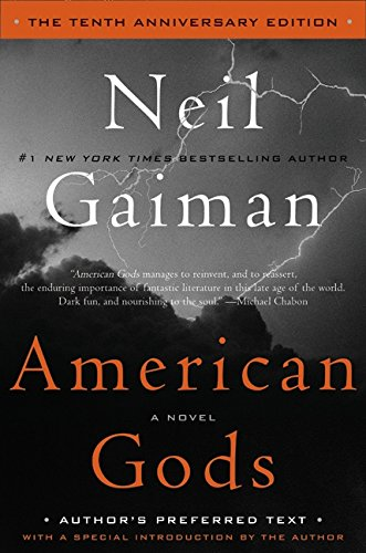 9780062059888: American Gods: The Tenth Anniversary Edition: A Novel