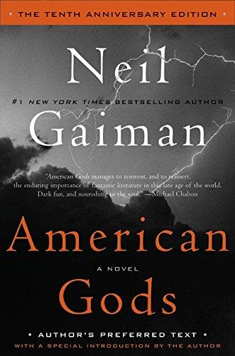 9780062059888: American Gods