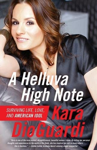 9780062059901: A Helluva High Note: Surviving Life, Love, and American Idol