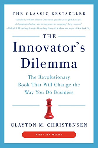 9780062060242: The Innovator's Dilemma: The Revolutionary Book That Will Change the Way You Do Business