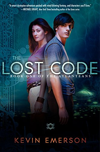9780062062796: The Lost Code (Atlanteans)