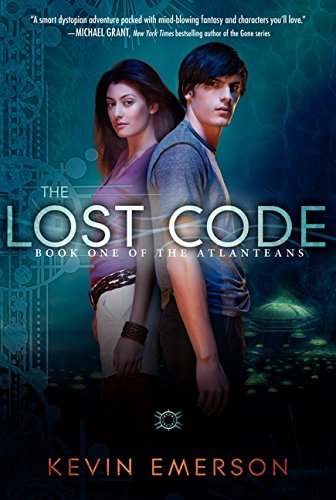 9780062062802: The Lost Code (Atlanteans)