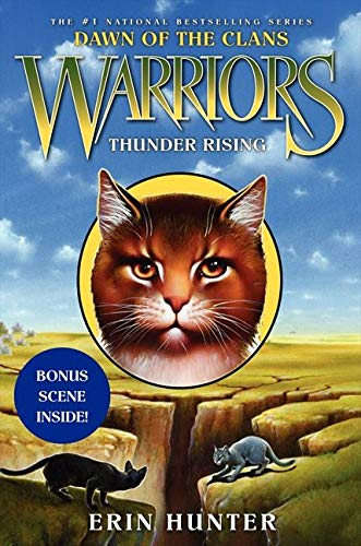 9780062063502: Warriors: Dawn of the Clans #2: Thunder Rising