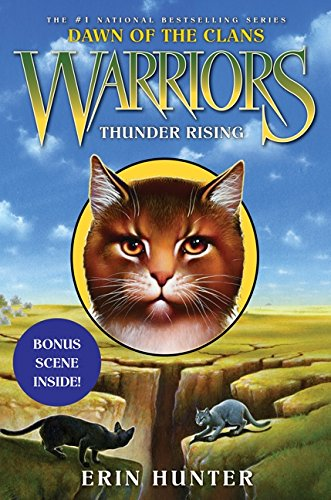 Warriors: Dawn of the Clans #2: Thunder Rising (9780062063519) by Hunter, Erin