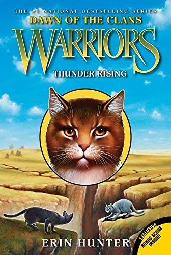 9780062063526: Warriors: Dawn of the Clans #2: Thunder Rising
