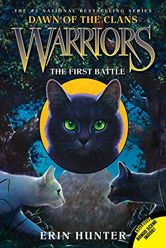 9780062063564: Warriors: Dawn of the Clans #3: The First Battle