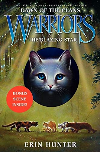 9780062063588: Warriors: Dawn of the Clans #4: The Blazing Star
