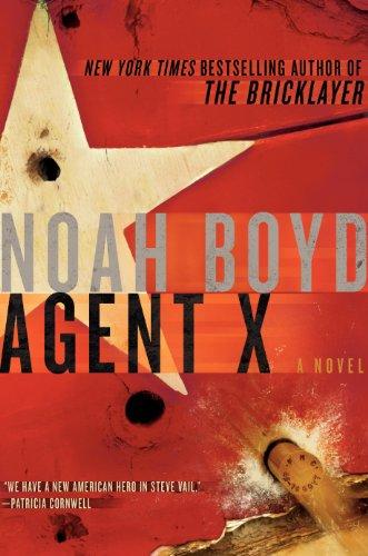 9780062064202: Agent X: A Novel
