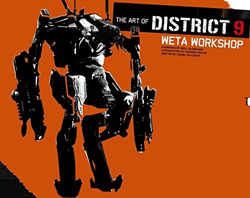 9780062064301: The Art of District 9: Weta Workshop