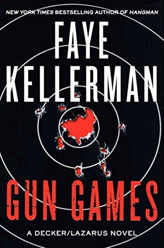 9780062064325: Gun Games: A Decker/Lazarus Novel (Decker/Lazarus Novels)