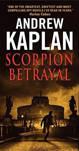 9780062064585: Scorpion Betrayal (Scorpion Novels)