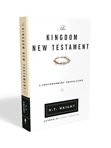 9780062064929: The Kingdom New Testament: A Contemporary Translation