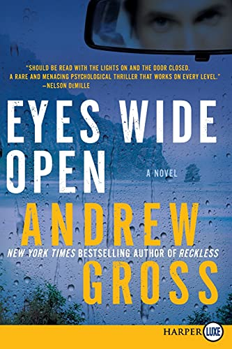 9780062064950: Eyes Wide Open LP: A Novel