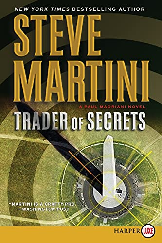 Trader of Secrets LP: A Paul Madriani Novel: Steve Martini