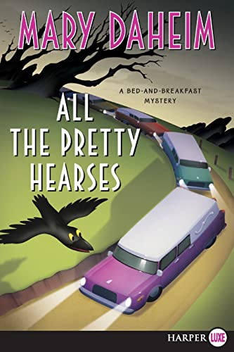 9780062065001: All the Pretty Hearses LP: A Bed-and-Breakfast Mystery