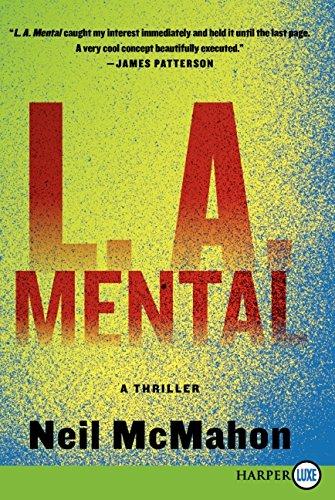 9780062065056: L.A. Mental LP: A Thriller