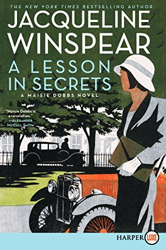 9780062065063: A Lesson in Secrets LP: A Maisie Dobbs Novel