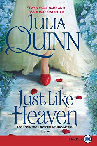 Just Like Heaven (0062065289) by Julia Quinn