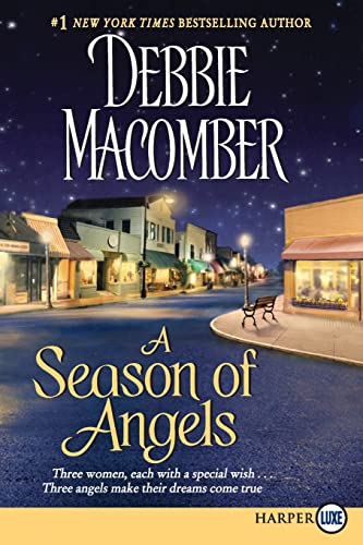9780062065292: A Season of Angels LP