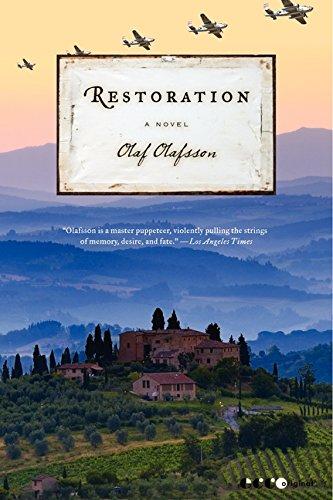 9780062065650: Restoration: A Novel