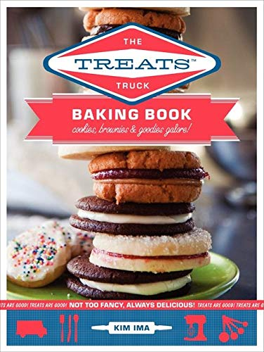 9780062065773: The Treats Truck Baking Book: Cookies, Brownies & Goodies Galore!