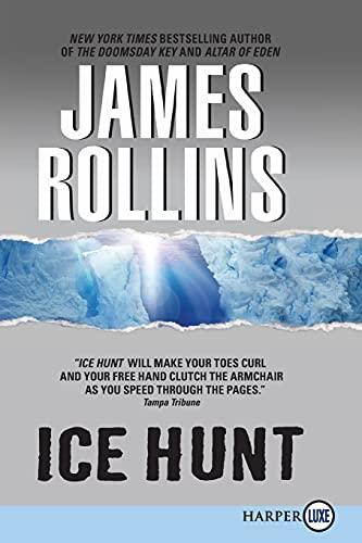 9780062066510: Ice Hunt