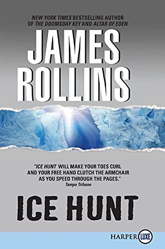 9780062066510: Ice Hunt LP