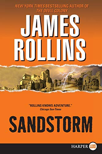 9780062066527: Sandstorm (SIGMA Force Novels)