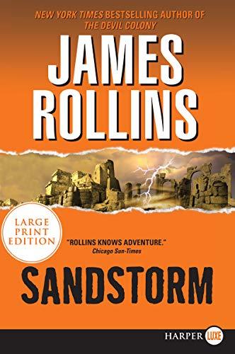 9780062066527: Sandstorm