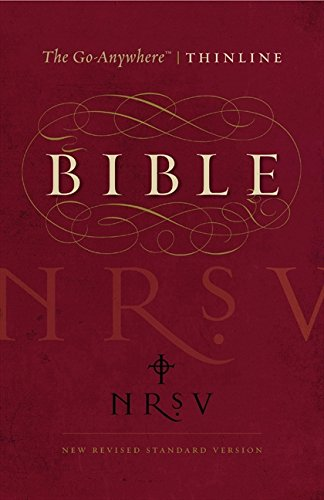 9780062068187: NRSV - the Go-anywhere Thinline Bible