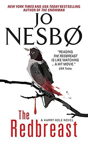 9780062068422: The Redbreast: A Harry Hole Novel (Harry Hole Series)