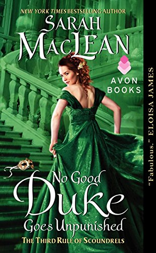 9780062068545: No Good Duke Goes Unpunished: A Third Rule of Scoundrels