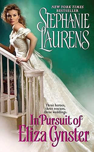 9780062068613: In Pursuit of Eliza Cynster: A Cynster Novel (Cynster Sisters Trilogy)
