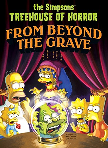 9780062069009: Simpsons Treehouse of Horror from Beyond the Grave