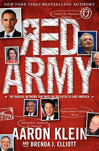 Red Army: The Radical Network That Must: Aaron Klein, Brenda