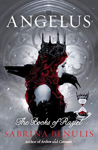 9780062069429: Angelus: The Books of Raziel