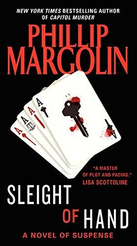 Sleight of Hand (Dana Cutler Series): Phillip Margolin