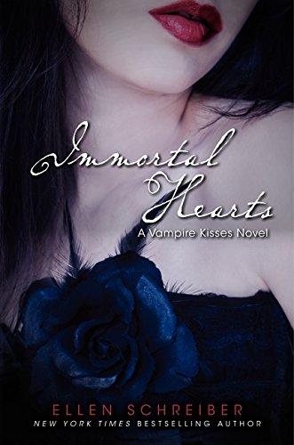 9780062070081: Immortal Hearts (Vampire Kisses (Hardcover))