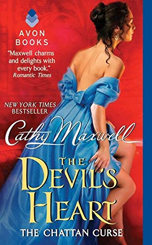 The Devil'S Heart (Chattan Curse): Maxwell, Cathy