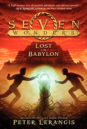 9780062070449: Seven Wonders Book 2: Lost in Babylon